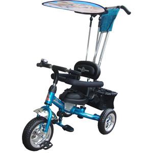 Трехколесный велосипед Lexus Trike Volt (MS-0575) голубой