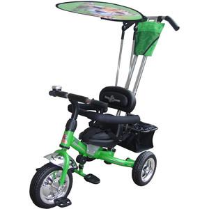 Трехколесный велосипед Lexus Trike Volt (MS-0575) зеленый