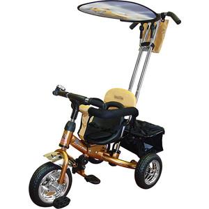 Трехколесный велосипед Lexus Trike Next Generation (MS-0571) бронза