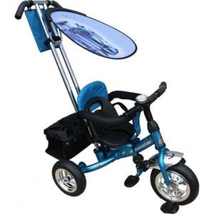 Трехколесный велосипед Lexus Trike Next Generation (MS-0571) голубой