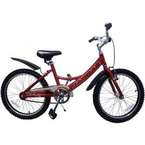 Детский двухколесный велосипед Jaguar MS-A202 Alu красный клей henkel момент супер гель универсальный 3 г