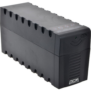 ИБП PowerCom RPT-600AP Raptor (3 IEC) ибп powercom raptor rpt 1025ap 615вт 1025ва черный