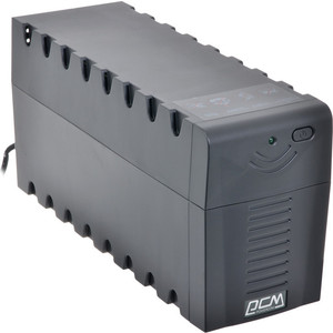 ИБП PowerCom RPT-800A Raptor (3 IEC) ибп powercom rpt 1000a raptor 3 euro