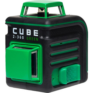 Построитель лазерных плоскостей ADA CUBE 2-360 Green Ultimate Edition ultimate nutrition гейнер ultimate muscle juice revolution 2120 гр