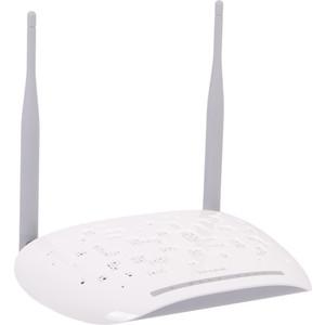 Беспроводной маршрутизатор TP-LINK TD-W8961N беспроводной маршрутизатор adsl tp link td w8968 802 11n 300mbps 2 4ггц 20dbm 4xlan 3g