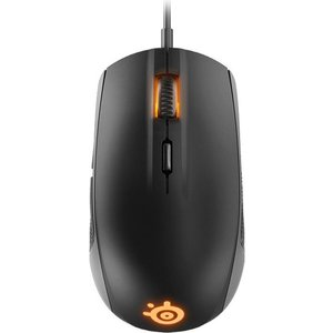 Игровая мышь SteelSeries Rival 100 Black (62341) мышь steelseries rival 100 62341