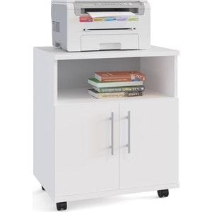 Тумба СОКОЛ КТ-11 Белый комплект офисной мебели сокол сокол р белый