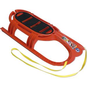 Санки детские KHW Snow Tiger (красный) 21500/21501