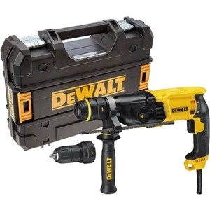 Перфоратор SDS-Plus DeWALT D25144K перфоратор dewalt d 25143k sds plus 900вт