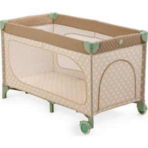 Кровать-манеж Happy Baby Martin BEIGE