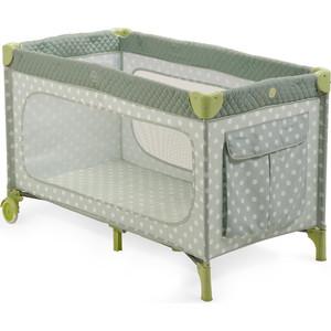 Кровать-манеж Happy Baby Martin GRAY