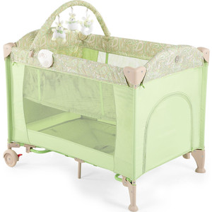 Кровать-манеж Happy Baby LAGOON V2 GREEN паяльник matrix 913004
