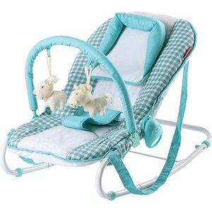 Шезлонг Happy Baby Amalfy HB-8023 T AQUA