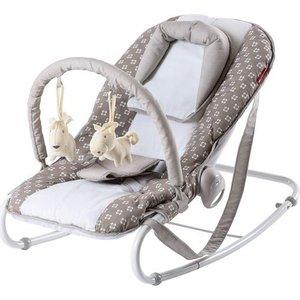 Шезлонг Happy Baby Amalfy HB-8023 T CACAO