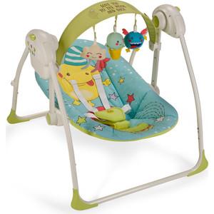 Электрокачели Happy Baby Jolly BLUE