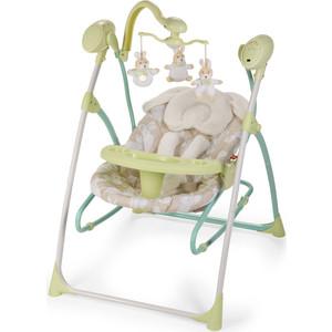 Электрокачели Happy Baby Luffy GREEN