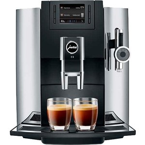 Кофе-машина Jura E8 Chrome (15057)