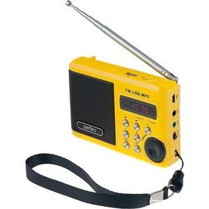 Портативная колонка Perfeo Sound Ranger yellow
