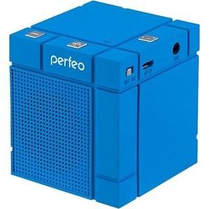 Портативная колонка Perfeo XBASS-BOX blue
