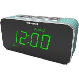 Радиоприемник TELEFUNKEN TF-1503U голубой/зеленый