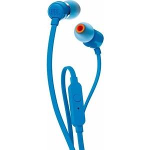 Наушники JBL T110 blue цена