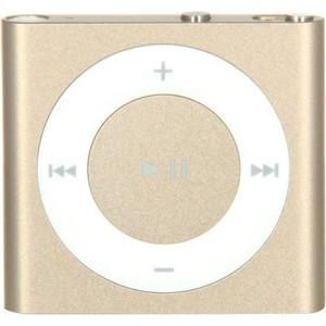 Фотография товара mP3 плеер Apple iPod shuffle 4 2Gb gold (MKM92RU/A) (594657)