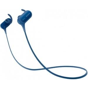 все цены на  Наушники Sony MDR-XB50BS blue  онлайн