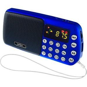 Радиоприемник Perfeo Синица синий (i70-BL)