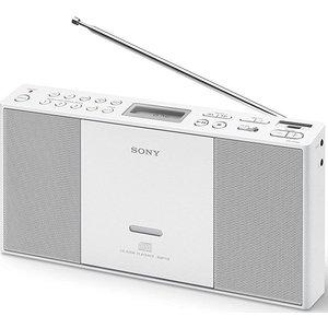 Магнитола Sony ZS-PE60 white цена и фото
