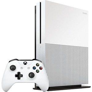 все цены на Игровая приставка Microsoft XBox One S 500Gb + игра Minecraft онлайн