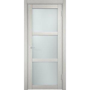 Дверь ELDORF Баден-2 остекленная 2000х600 экошпон Слоновая кость дверь eldorf баден 3 глухая 2000х600 экошпон слоновая кость