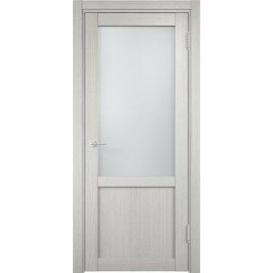 Дверь ELDORF Баден-4 остекленная 2000х600 экошпон Слоновая кость дверь eldorf баден 3 глухая 2000х600 экошпон слоновая кость