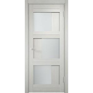 Дверь ELDORF Баден-10 остекленная 1900х550 экошпон Слоновая кость дверь межкомнатная ламинированная коллекция 10 8ф 2000х600х40 мм остекленная ст фьюзинг италорех л 11