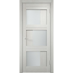 Дверь ELDORF Баден-10 остекленная 2000х600 экошпон Слоновая кость дверь eldorf баден 3 глухая 2000х600 экошпон слоновая кость