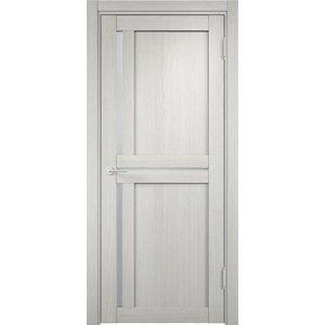 Дверь ELDORF Берлин-1 остекленная 1900х550 экошпон Слоновая кость дверь тайпит omd 43 1