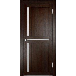 цены Дверь ELDORF Берлин-1 остекленная 2000х900 экошпон Дуб темный