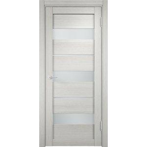 Дверь ELDORF Мюнхен-2 остекленная 1900х600 экошпон Слоновая кость
