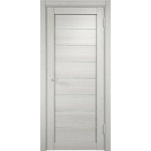 Дверь ELDORF Мюнхен-4 остекленная 2000х800 экошпон Слоновая кость