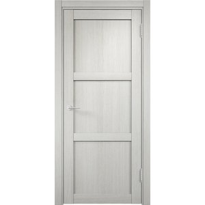 Дверь ELDORF Баден-1 глухая 2000х600 экошпон Слоновая кость дверь eldorf баден 3 глухая 2000х600 экошпон слоновая кость