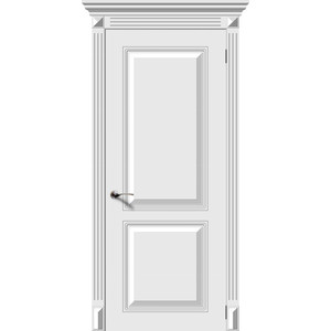 Дверь DEMFA Блюз глухая 2000х900 эмаль Белый
