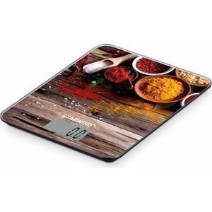 Кухонные весы StarWind SSK3358 кухонные весы starwind весы кухонные starwind ssk2158 оранжевый