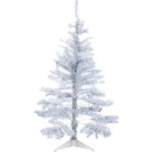 Елка искусственная Snowmen бело-серая 120см (Е50452) елка искусственная