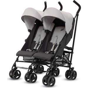 Прогулочная коляска Inglesina для двойни Twin Swift (цвет Grafite) (AH84H0GRF)
