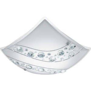Потолочный светодиодный светильник Eglo 95578 настенно потолочный светодиодный светильник eglo obieda 96582