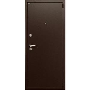 Дверь металлическая Гардиан серии ДС 9 2100х880 левая 6ПЭ04 дверь металлическая гардиан серии дс 9 2100х980 правая 6пэ04