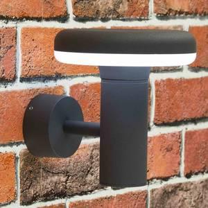 уличный фонарь citilux clu03b2 Уличный настенный светодиодный светильник Citilux CLU01W