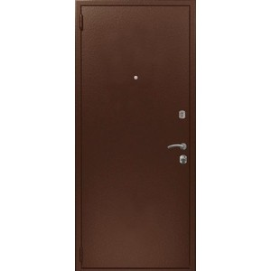 Дверь металлическая Гардиан серии ДС 2 2100х880 левая 6ПЭ03 дверь металлическая гардиан серии дс 9 2100х980 правая 6пэ04