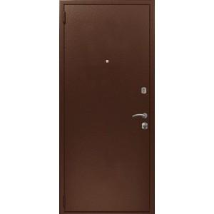 Дверь металлическая Гардиан серии ДС 2 2050х980 левая 6ПЭ03 дверь металлическая гардиан серии дс 2 2050х980 правая 6пэ03