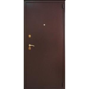 Дверь металлическая Гардиан серии ДС 1 2050х880 правая 4ПЭ01