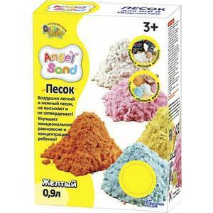 цена на Набор для творчества Angel Sand Желтый 0,9 л (МА07012)